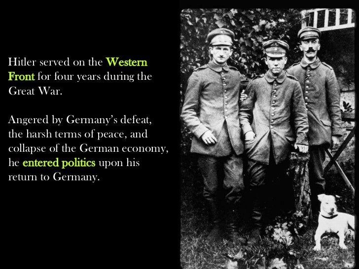 an analysis of the use of terror during the rule of adolf hitler Adolf hitler organized several extensive organizations within the national socialist party to ensure that nobody challenged his power in germany or any other state that came under their control during the drive to annihilate continental europe during the second world war.
