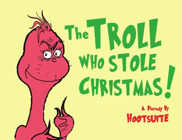 The Troll Who Stole Christmas