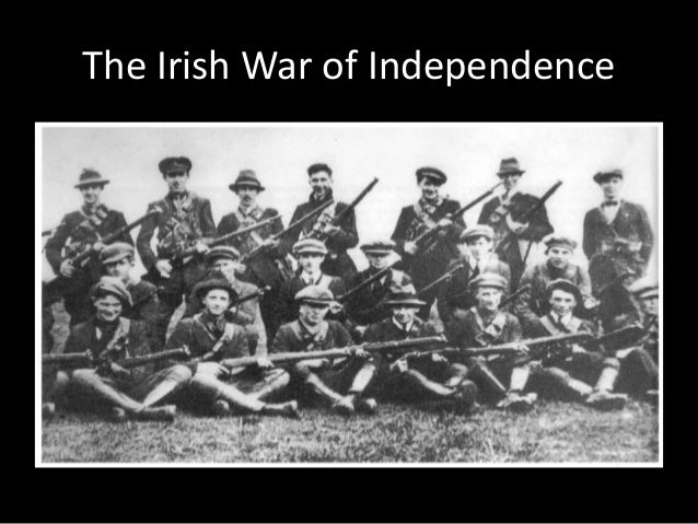 Irish War of Independence – key characters