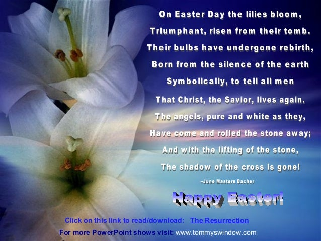 Images of Easter True Meaning - The Miracle of Easter