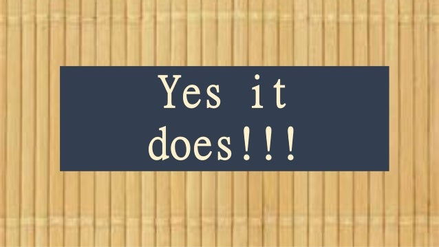 Yes it does!!!