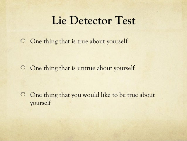 the truth about lying summary Deception is rampant—and sometimes we tell the biggest lies to those we love  most.