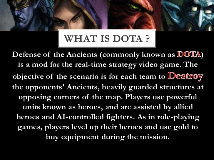 The Truth About Warcraft Iii Defense Of The Ancients Dota