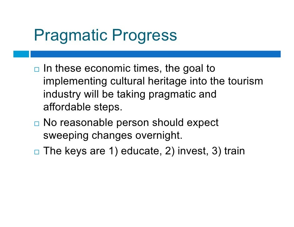Economic Benefits of Cultural Heritage Tourism in Hawaii