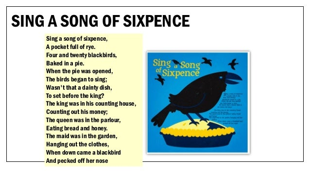 Sixpence none the