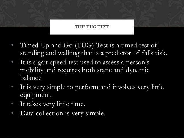 the tug test timed up and go to predict falls risk. Black Bedroom Furniture Sets. Home Design Ideas