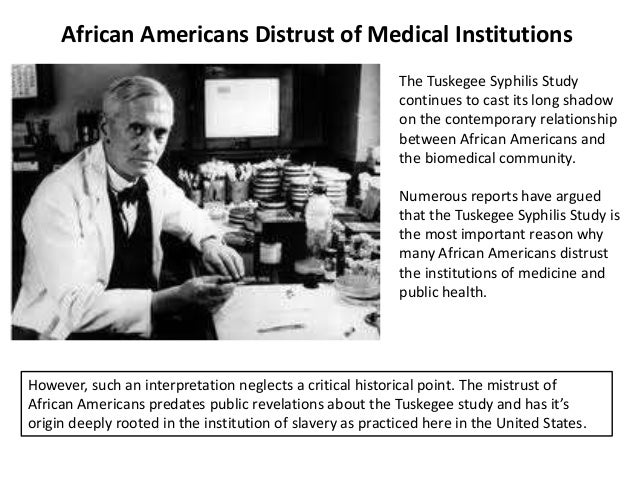 Tuskegee Syphilis Study | Encyclopedia of Alabama