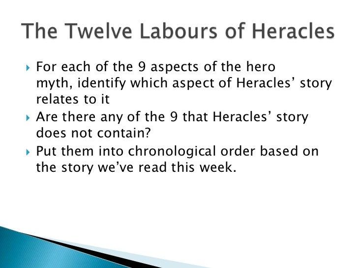 heracles essay