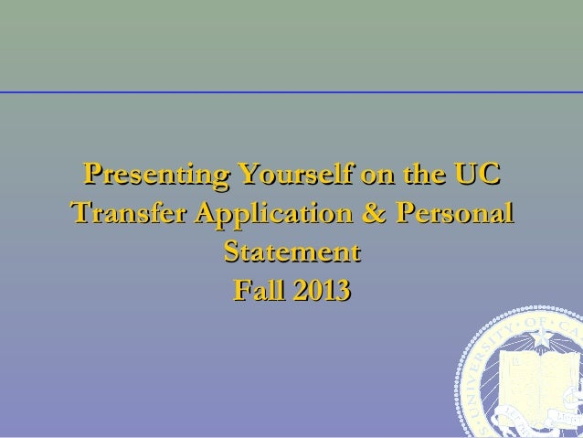 uc transfer essay 2012 Top 3 successful ucla essays these college essays are from students who got accepted at university of california – los angeles.