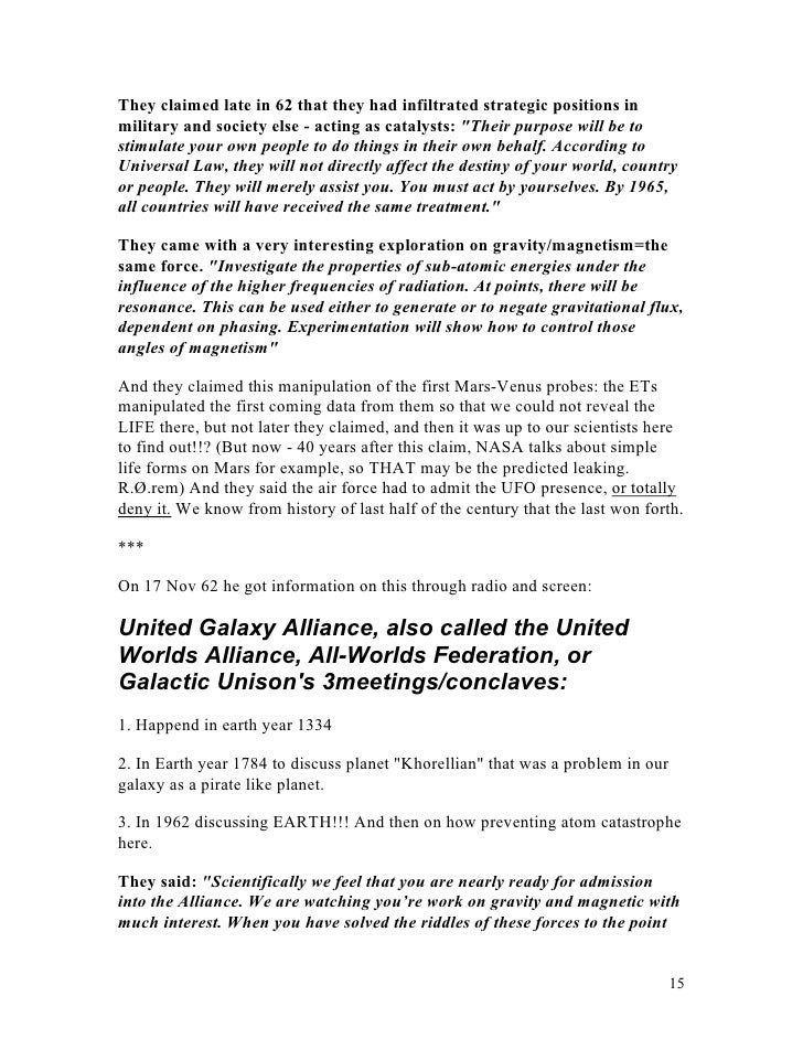 the ufo contacts of bob renaud from july 1961 korendor rh slideshare net