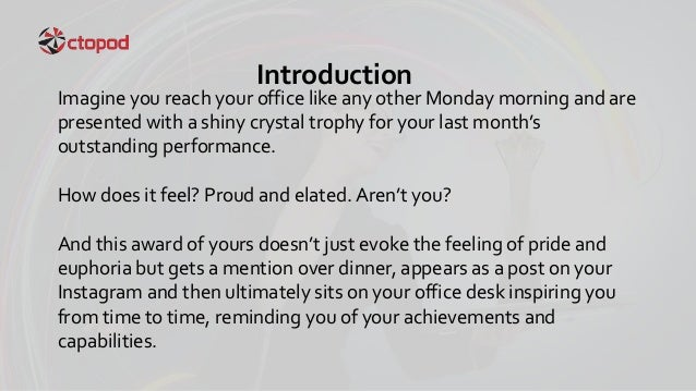 The Ultimate Award Debate: Office Award Ideas To Boost Employee Morale; 2.