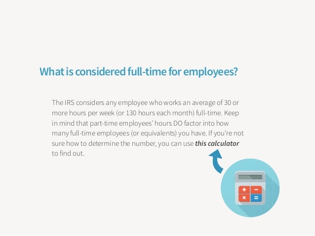 IfIofferhealth-carecoveragetoemployees, amIACAcompliant? Not necessarily. The following guidelines must apply to make sure...