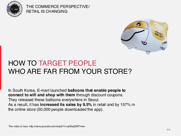 44! HOW TO TARGET PEOPLE 
