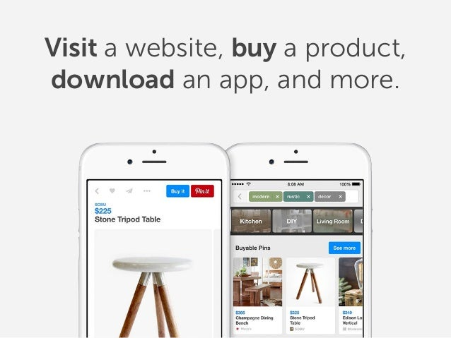 Visit a website, buy a product, download an app, and more.