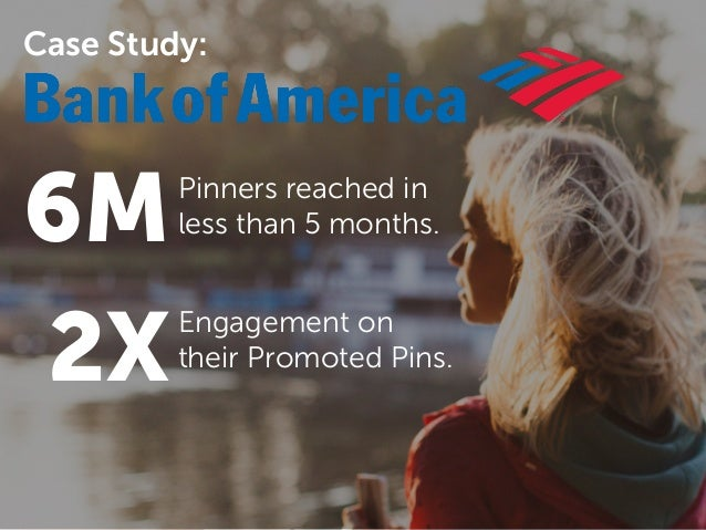 Pinners reached in less than 5 months. Case Study: 2XEngagement on their Promoted Pins. 6M