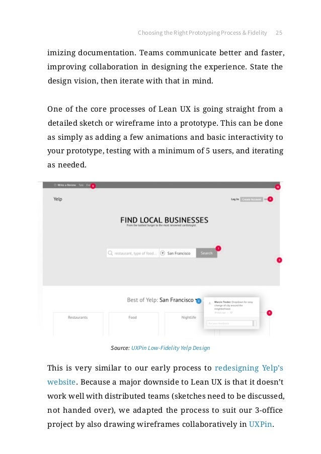 The ultimate guide to prototyping design 25 choosing the right prototyping process fandeluxe Image collections