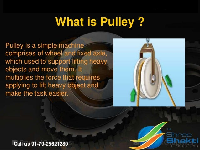 The Ultimate Guide To Pulley
