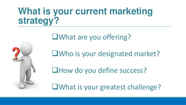 The ultimate marketing strategy
