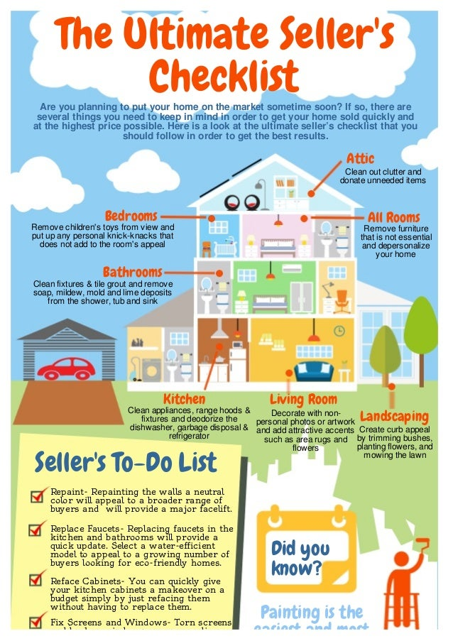 Are you planning to put your home on the market sometime soon? If so, there are several things you need to keep in mind in...