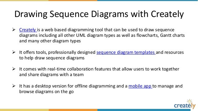 The ultimate sequence diagram tutorial sequence diagram notations ccuart Choice Image