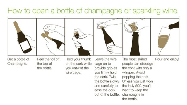 The ultimate visual guide to champagne sparkling wine by for How to preserve wine after opening bottle