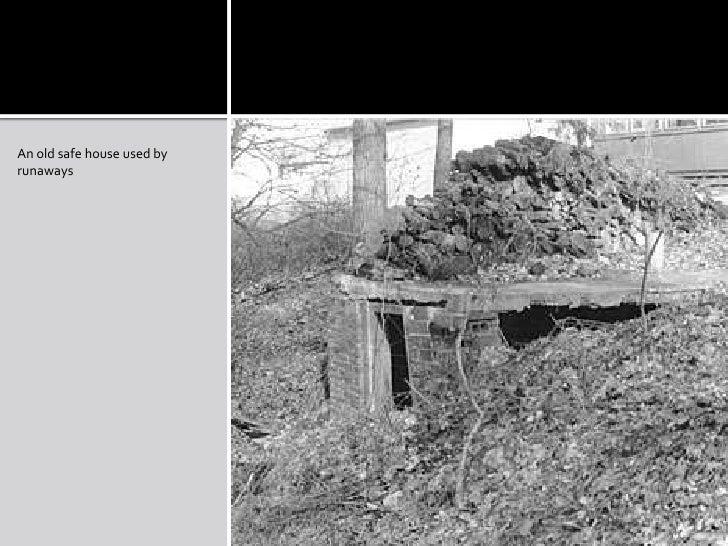 Underground Railroad Levi Coffin