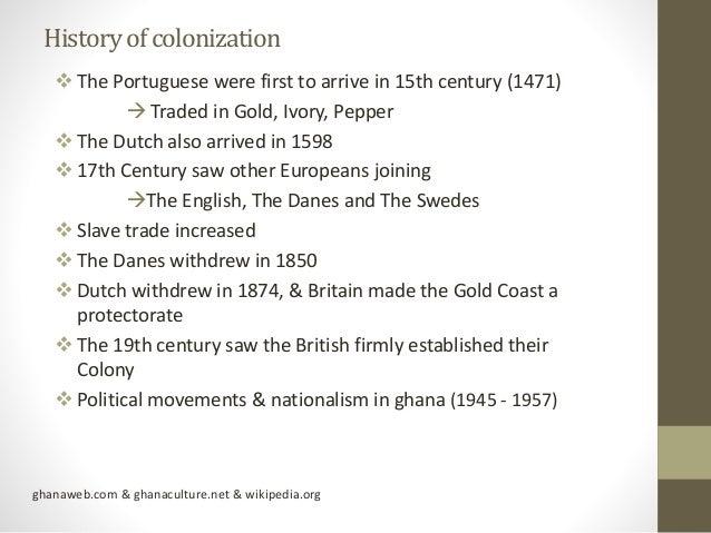 The unique culture of Ghana Slide 3
