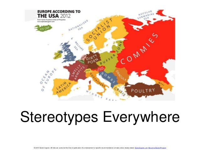 American tourist stereotypes