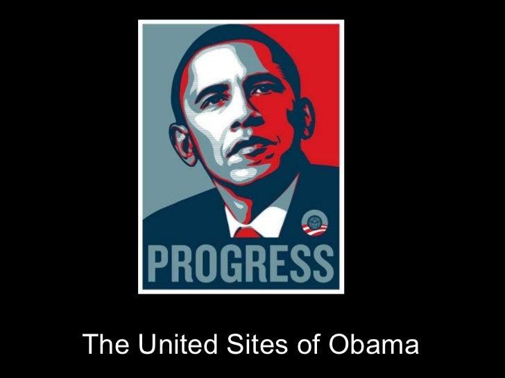 The United Sites of Obama