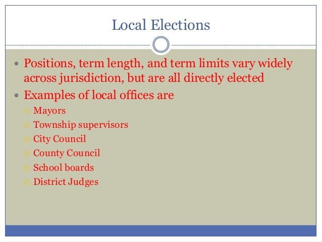 election process of united states v Does the electoral college violate the principles of democracy well, the united states is a representative democracy is our election process fair.