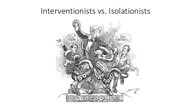 isolationism in the united states from The united states faced a dilemma after world war i: whether they should return to isolationism or take the steps to become an international power the united states, in fact, should have returned to isolationism after world war i.