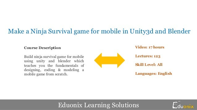 unity3d survival game tutorial