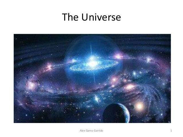 The Universe 1Alex Gamo Garrido