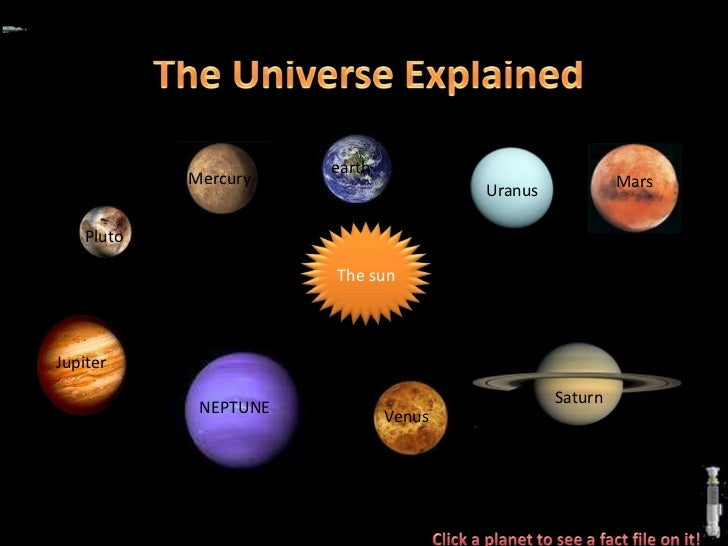 earth           Mercury                                      Mars                                      Uranus   Pluto     ...