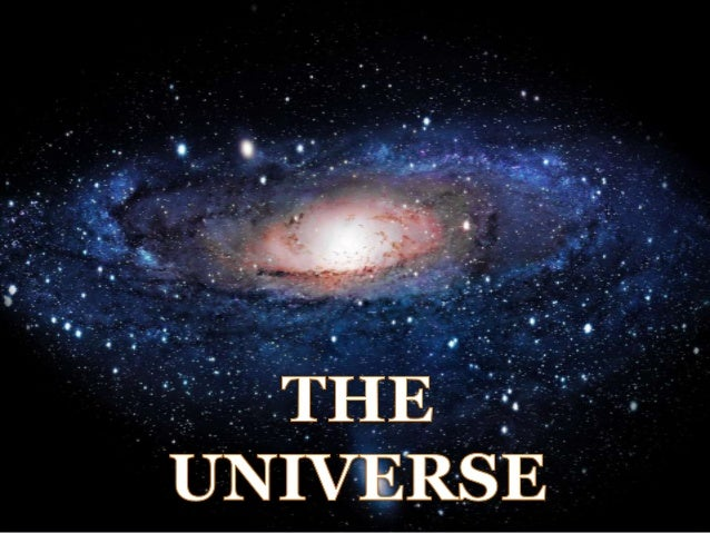 a report on my theory of the universe Short essay on the universe (the cosmos) and its birth the steady state theory states the universe expands through a process of report spelling and.