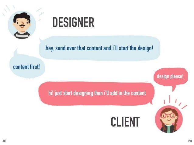 DESIGNER  hey, send over that content and i'll start the design!  hi! just start designing then i'll add in the content  C...