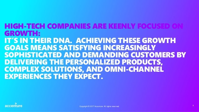 Copyright © 2017 Accenture All rights reserved. 3 EMBRACING Underpinned by a digital collaboration platform, companies can...