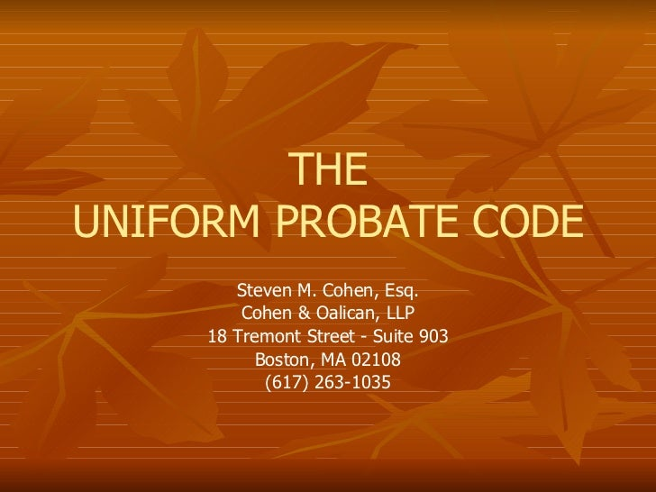 probate code Probate court has original jurisdiction over actions concerning the issuance of marriage licenses, the estate of a deceased person, the will of an individual, the estate of a minor or incapacitated person, trusts, and involuntary commitments.