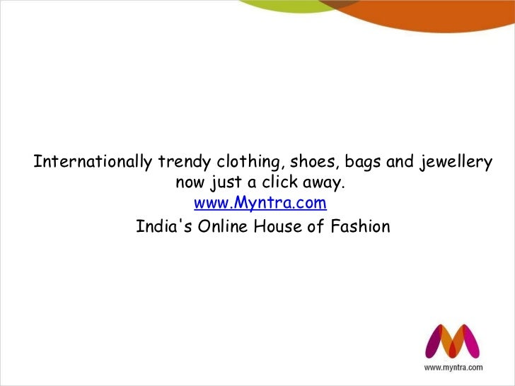 Internationally trendy clothing, shoes, bags and jewellery                  now just a click away.                    www....