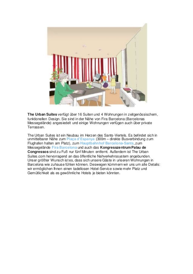 The Urban Suites verfügt über 16 Suiten und 4 Wohnungen in zeitgenössischem,  funktionellen Design. Sie sind in der Nähe v...