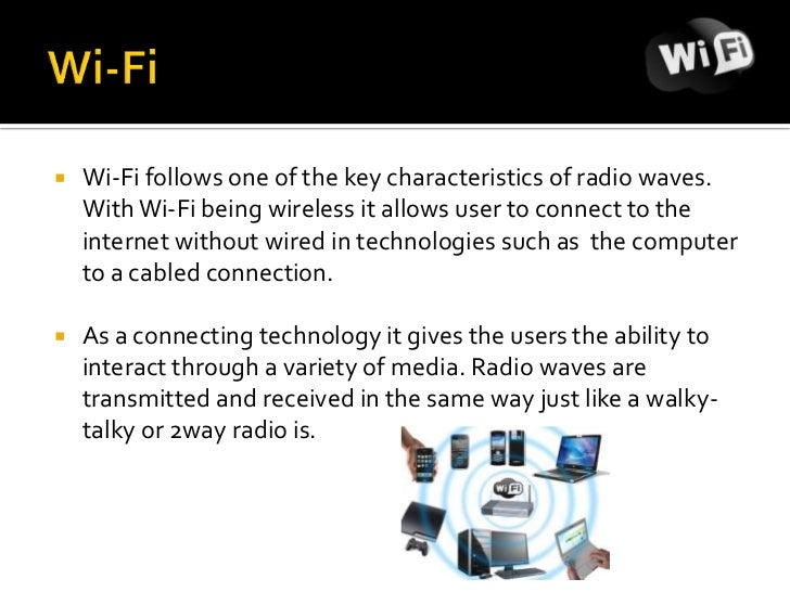 The use and importance of radio waves Slide 3