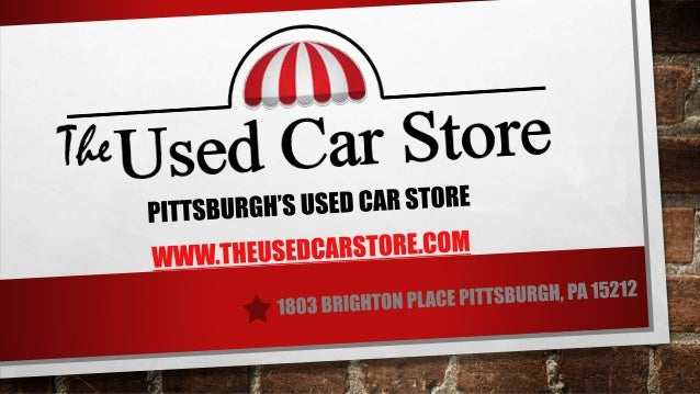 the used car store pittsburgh. Black Bedroom Furniture Sets. Home Design Ideas
