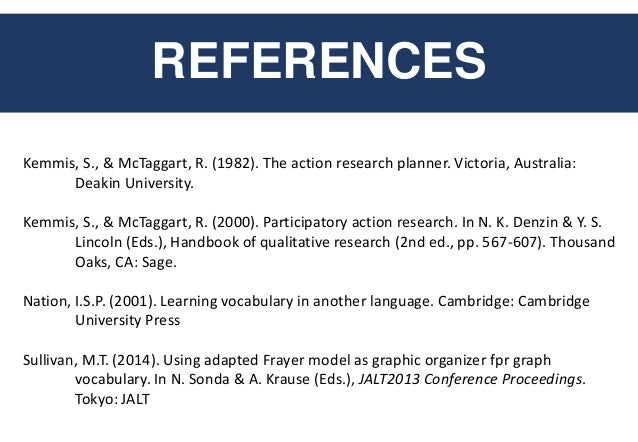 kemmis and mctaggart action research model To achieve action, action research is responsive it has to be able to respond to the emerging needs of the situation it must be flexible in a way that some research methods cannot be  a commonly known cycle is that of the influential model of kemmis and mctaggart (1988) mentioned earlier -- plan, act, observe, reflect then, in the light.