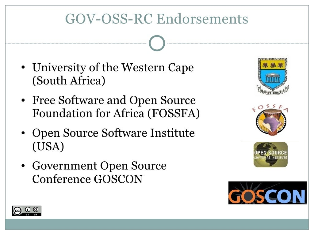 free software and open source foundation for africa
