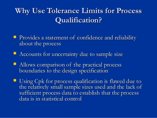 the benefits of using statistical process control Statistical process control applies statistical what does statistical process control really do i'd like to talk about the actual real-world benefits of.