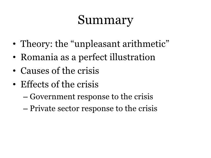 Aligica & Tarko - The Uses of Austerity, Romania 2007-2011 Slide 2