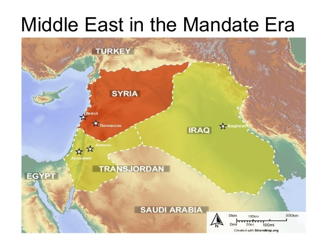 The US in the Middle East The Business of Intervention