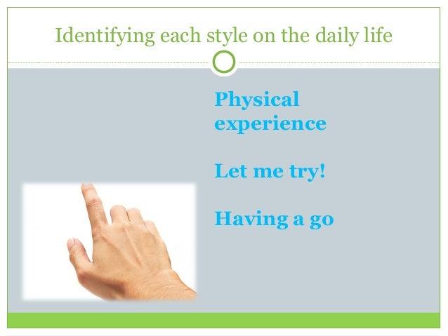 understanding vak learning style