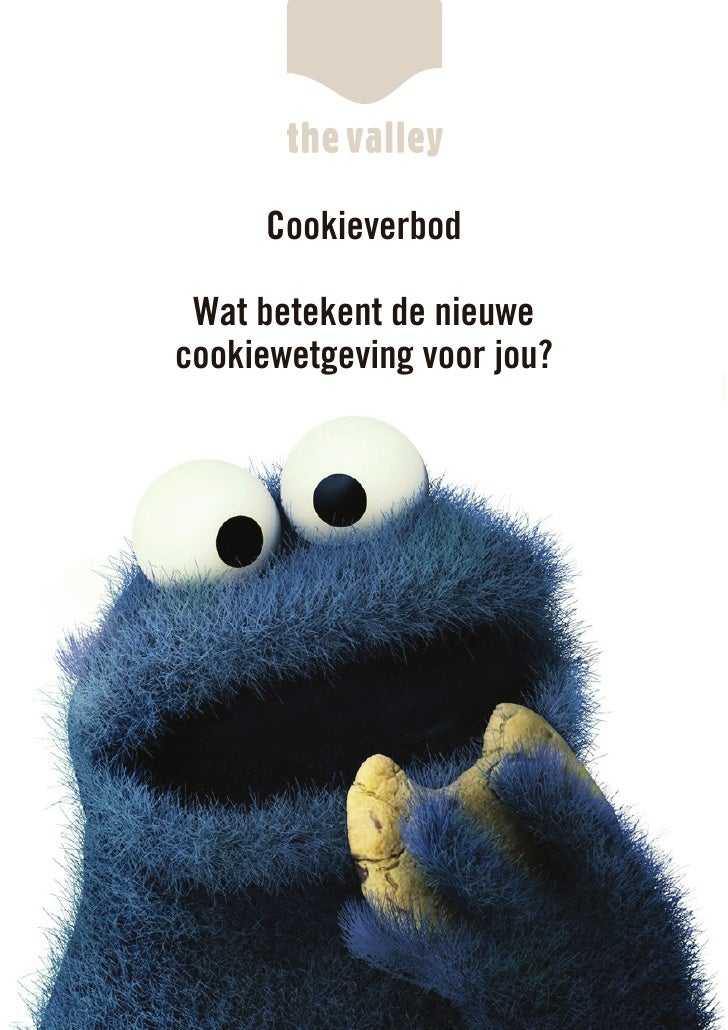 Cookieverbod Wat betekent de nieuwecookiewetgeving voor jou?