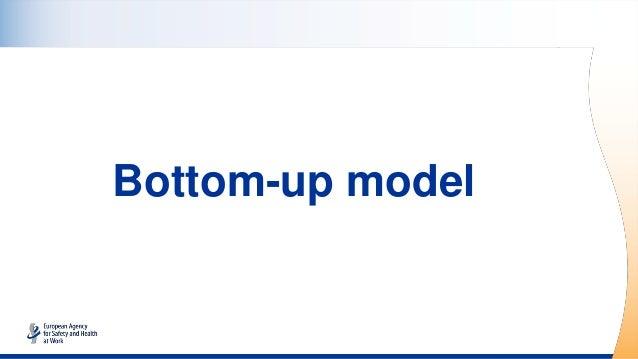 Bottom-up model
